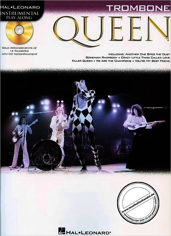 Queen Play Along Cover